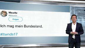 n-tv Netzreporter: Niedersachsen atmet nach #ltwnds17 auf