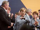 Bei der CDU rumort es: Merkel lässt sich nicht blicken