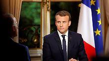 Nach Messerattacke in Marseille: Macron kündigt härteren Abschiebekurs an