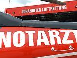 Tödlicher Unfall in Hessen: Traktor überrollt Fußgänger