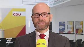 """Peter Tauber zur CDU-Schlappe: """"Frage nach einer stabilen Bundesregierung davon lösen"""""""