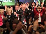 Triumph für Schröder-Köpf: SPD luchst CDU über 20 Direktmandate ab