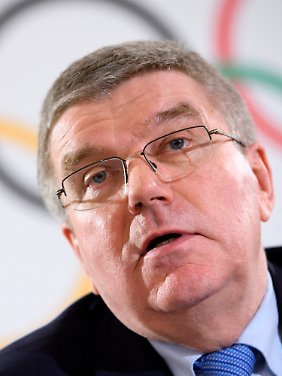 Travis Tygart sieht die Art der Führung des IOC durch Thomas Bach kritisch.