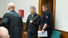 Doppelmord-Prozess von Lüneburg: Jeside muss lebenslang in Haft