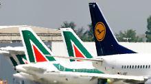 Alitalia als Ganzes gilt als unsanierbar.