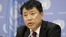"""Der Tag: Nordkorea droht: """"Atomkrieg könnte jeden Moment beginnen"""""""
