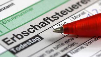 Immobilien erben: Angst vor hoher Erbschaftssteuer oft unbegründet