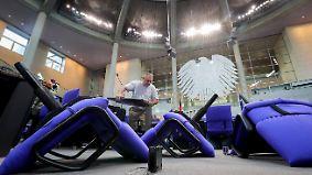 Neuausrichtung im Rekordbundestag: SPD klopft an allen deutschen Türen