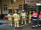 Zwei Männer verletzt: Drogenlabor in Dresden explodiert