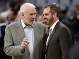 """Der Sport-Tag: """"Seelenloser Feigling"""": NBA-Starcoach attackiert Donald Trump"""