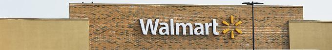 Der Börsen-Tag: 15:49 Walmart-Aktie stürzt ab