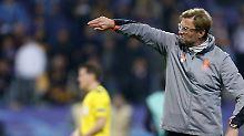 Englische Teams dominieren CL: Kantersieg für Klopp - Ronaldo jubelt verfrüht