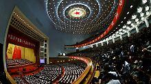 Parteikongress eröffnet: Xi warnt vor Gefahren für China