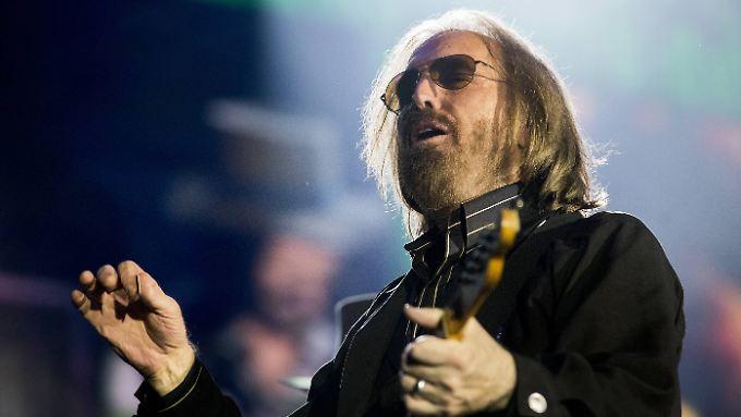 Tom Petty starb an den Folgen eines Herzinfarkts.