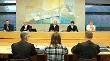 """Prozess um Tod in Gartenlaube: Angeklagter: """"Ich bin fassungslos"""""""