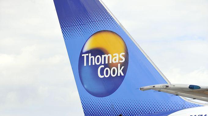 Thomas Cook bastelt an einer neuen Fluggesellschaft.