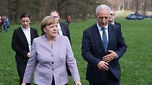 Rücktritt von Tillich: Sächsische CDU klagt Merkel an