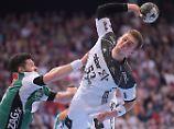 Gigant vor titelloser Saison: THW Kiel schrumpft zum Handball-Krisenklub