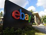 Der Börsen-Tag: Ebay geht auf Talfahrt