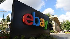 Trotz Gewinnsteigerung und neuem Image: Ebay-Aktie geht nach Quartalszahlen auf Talfahrt