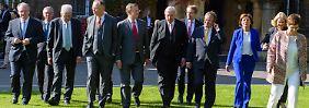 Treffen der Ministerpräsidenten: Länder fordern Hilfe bei Abschiebungen