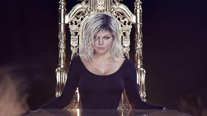 Es ist angerichtet: Fergie serviert ihr zweites Album.