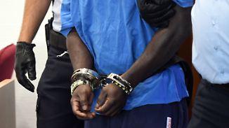 Vergewaltigung in Bonner Siegaue: Angeklagter muss über elf Jahre in Haft