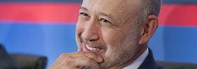 Liebeserklärung an Frankfurt: Goldman-Sachs-Chef stichelt gegen Briten