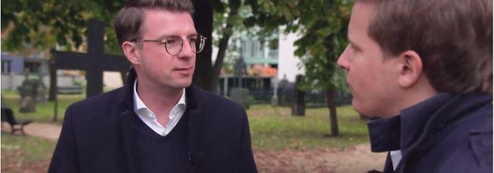 """Startup News: Björn Krämer von Mymoria: """"Ich würde eine Bestattung auf jeden Fall online planen"""""""