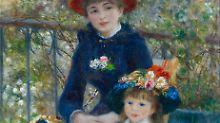 """Posse um """"Zwei Schwestern"""": Trump prahlt mit Echtheit von Renoir-Bild"""