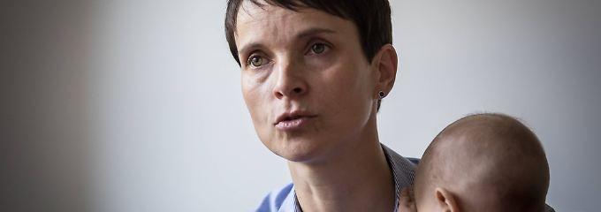 """Wohin steuert Frauke Petry?: """"Wir wollen keine AfD-Abspaltung werden"""""""