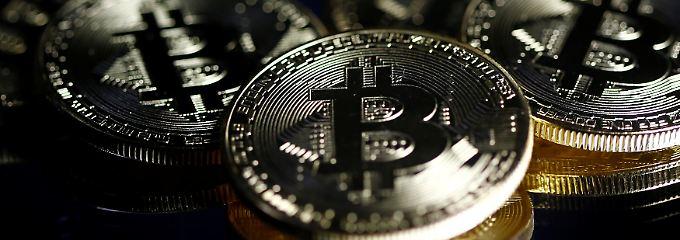 520 Prozent Zuwachs: Bitcoin erreicht 6000-Dollar-Marke