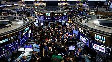 Ein Rekord jagt den nächsten: Wall Street präsentiert sich in Topform
