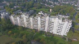 750 Dortmunder ohne Zuhause: Geräumtes Hochhaus erst in zwei Jahren wieder bewohnbar