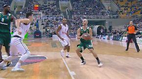 Retter von Katastrophenpass: Basketball-Schiedsrichter sorgt für kuriose Szene