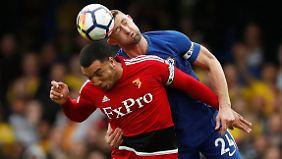 Nicht wirklich schön, aber immerhin schön erfolgreich: Der FC Chelsea gegen den FC Watford.