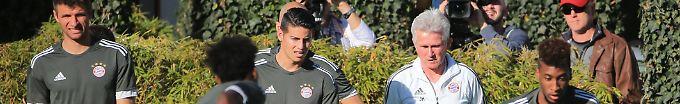 Der Sport-Tag: 18:24 Riskante Bayern-Elf: Heynckes rotiert gegen HSV groß durch