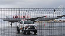 Festgehalten in Island: Air Berlin darf Flugzeug abholen
