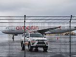 Streit um Flughafengebühren: Island hält Air-Berlin-Maschine fest