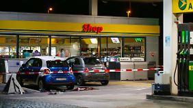 Tatort Tankstelle