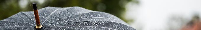 """Der Tag: 06:13 Tief """"Elmar"""" bringt Herbstwetter zum Wochenstart"""