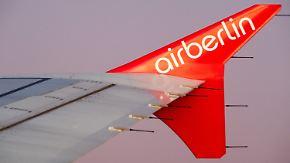 Chaotisches Ende einer Airline: Transfergesellschaft soll 4000 Air-Berlin-Mitarbeiter retten