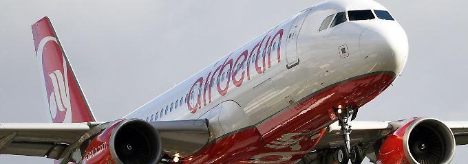 Änderungen seit Insolvenzantrag: Air Berlin warnt vor eigenen Halbjahreszahlen