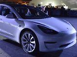 Größter Markt für E-Autos: Tesla baut offenbar Werk in China