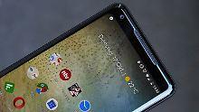 Luxus-Phone mit Pannen-Screen: Pixel 2 XL hat ein Problem-Display