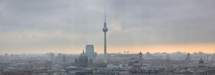 Regen im Norden und Westen: Auch am Dienstag dominieren Wolken