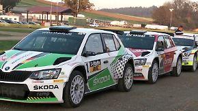 PS - Motorsport: ADAC 3-Städte-Rallye