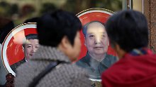 Name in Verfassung verankert: China krönt Staatschef Xi zum neuen Mao