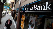 """Kunden sind nervös"": Caixabank spürt Katalonien-Krise"