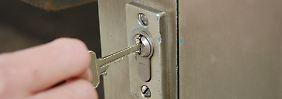 Sicherheit zu Hause: Türschlösser haben teils große Schwächen